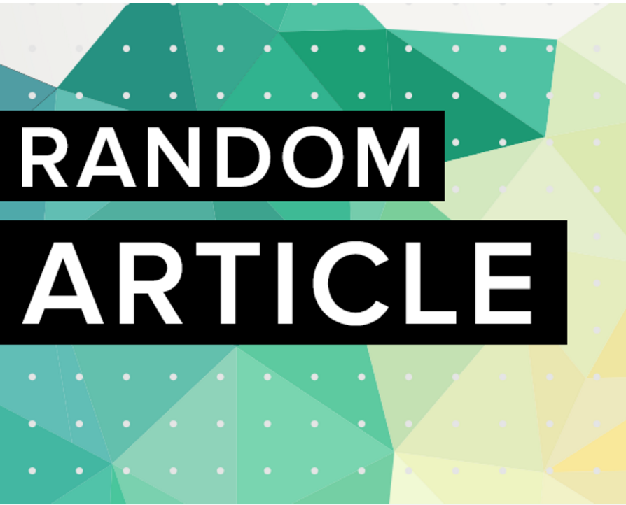 Random Article