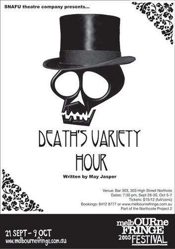 SNAFU Theatre - Death's Variety Hour