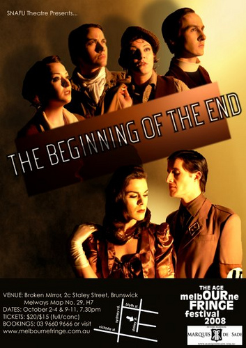 SNAFU Theatre - The Beginning of the End