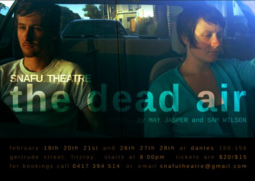 SNAFU The Dead Air Poster